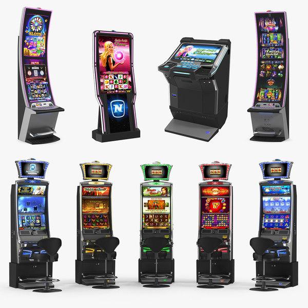 casino slot machines 4 model
