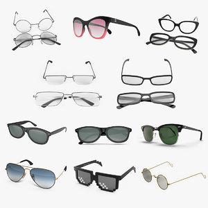 3D 7 glasses