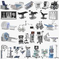 3D model medical equipment 4