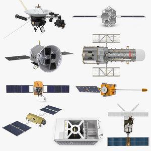 3D model satellite 5