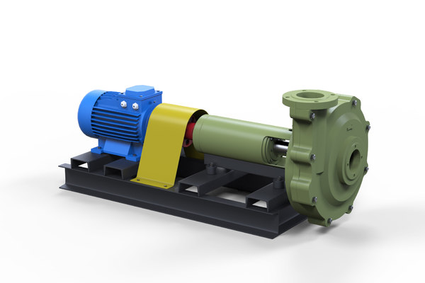 pump centrifugal psg 3D model