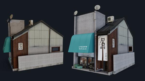house style 3D model