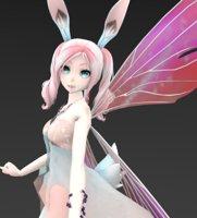 Rabbit Fairy