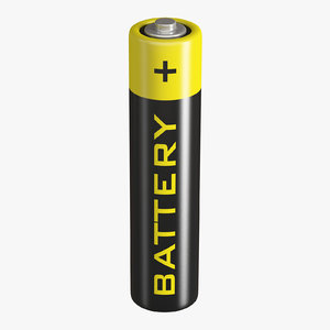 battery aaa model