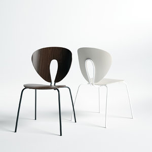 globus chair stua 3D model