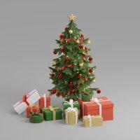 Christmas Tree 36G