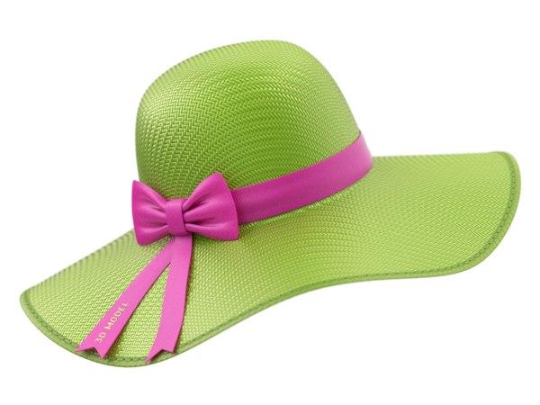 3D model hat sun women