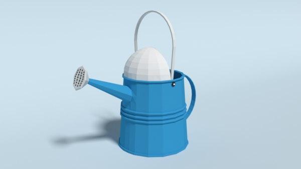 watering blender model