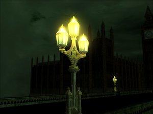 westminster bridge lamp style model