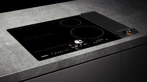 3D gaggenau cooktop 200 ci262103