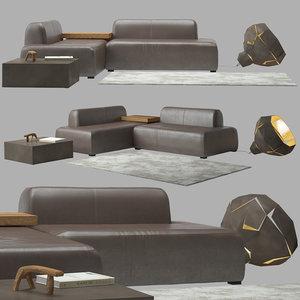 noa sofa model