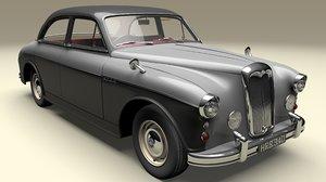 3D model 1957 riley
