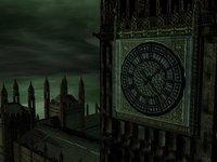 Big Ben Westminster Bridge w gritty textures