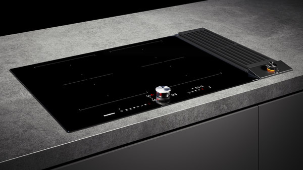 gaggenau cooktop 200 ci272101 3D model