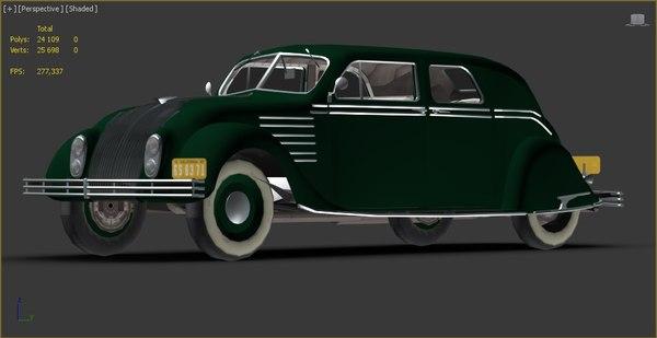 3D chitty car