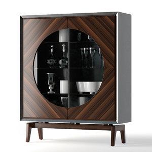 3D artemest cupboard model