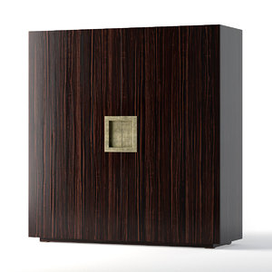 3D artemest cabinet model