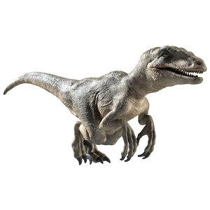 velociraptor raptor 3D