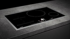 3D gaggenau cooktop 200 ci282111