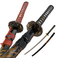 Realistic Katana - Authentic Japanese Sword