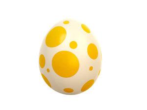 3D model dinosaur egg