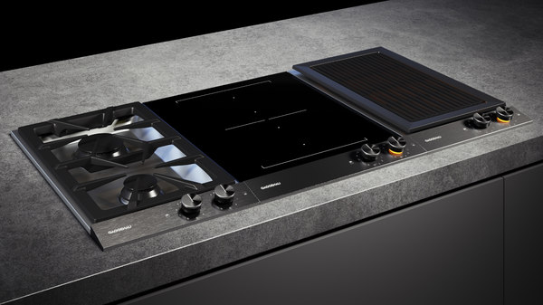 gaggenau gas cooktop grill model