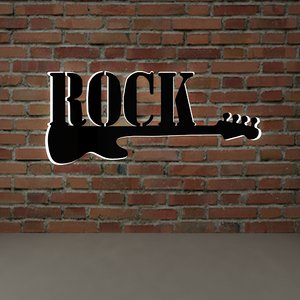 rock wall 3D