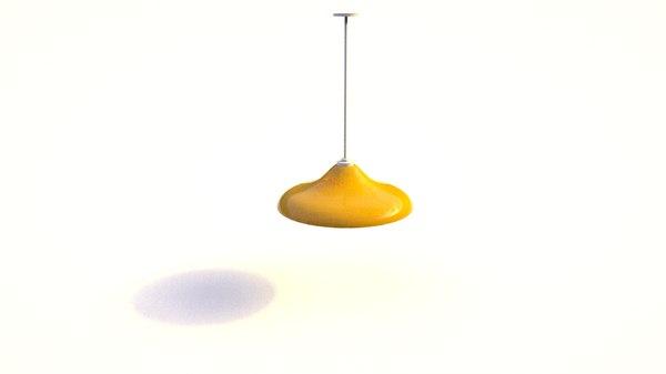 70 lamp 3D
