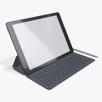 digital mock tablet model