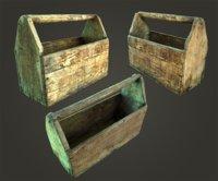 gameready scan 3D model