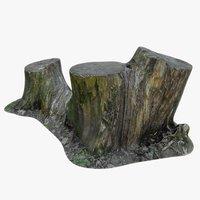 old stumps model