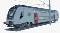 Bombardier Twindexx train