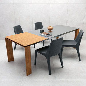table twice bonaldo tip 3D model