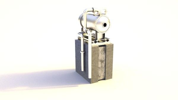 reactor 3D