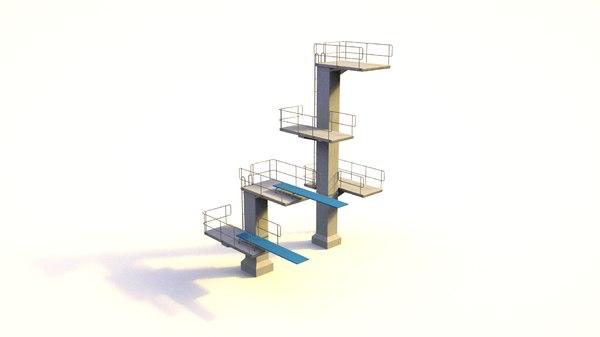 steppingstone 3D model