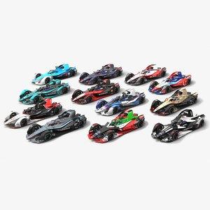 3D formula e season 2019