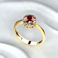 jeweler ring model