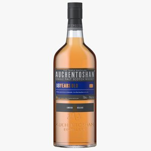 auchentoshan 18 years old model