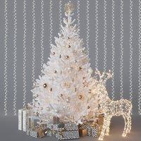 White_Christmas_tree