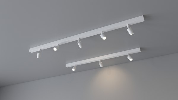 ikea bave ceiling lighting 3D