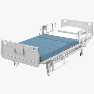 hospital bed model