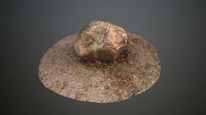 stone pbr 3D