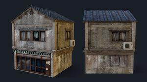 house tokyo 3D model
