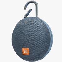 3D model jbl 3 speaker