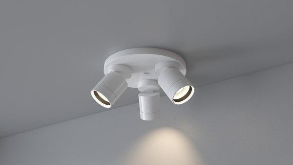 3D ikea nymane ceiling 3