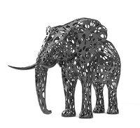 ELEPHANT VONOROI