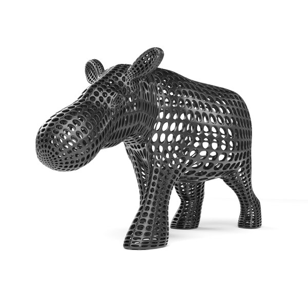 vonoroi 3D model
