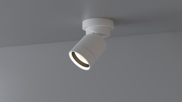 3D ikea nymane ceiling single