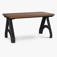 sv wordsmith desk 3D