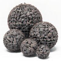 gabion 3D model